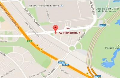 Edificio EGEO - Madrid